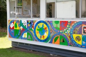 Art Room Mural 2