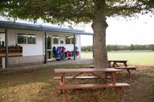 Room 5 and 6 Picnic Tables