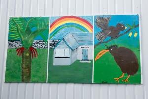 Room 7 Mural